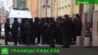 КС начал рассматривать вопрос озаконности границы между Чечней иИнгушетией
