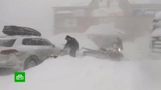 Счет идет на часы: поиск пропавших в Хакасии экстремалов осложняет снежная буря