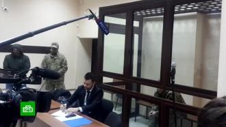 Суд арестовал первого из задержанных уберегов Крыма украинских моряков