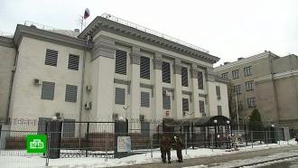 Посольство вКиеве предупредило россиян омассовом отказе во въезде на Украину