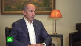 Генпрокуратура Армении потребовала снова арестовать <nobr>экс-президента</nobr> Кочаряна