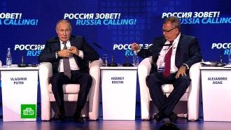 Путин детально прокомментировал инцидент вКерченском проливе