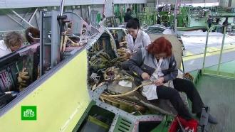 Собран женскими руками: конструкторы показали, как создается новейший МиГ-35