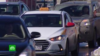 «Яндекс» и Uber будут наказывать таксистов за превышение скорости