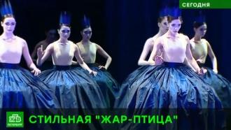 На петербургские подмостки взлетела модная «Жар-птица»