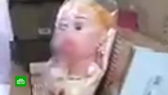 В Армавире арестованы тысячи надувных секс-кукол