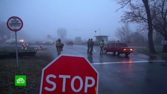 Украина запретила иностранцам пересекать границу сКрымом