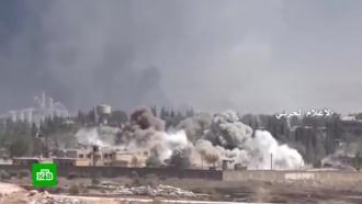 ВСирии от авиаудара коалиции погибли 30мирных жителей
