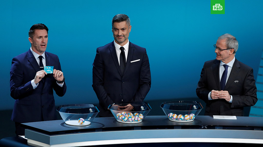Азербайджан узнал своих соперников на отборе ЕВРО-2020