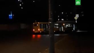 Дороги Ростовской области превратились вкаток для автобусов