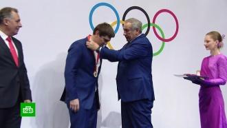 Российский борец Ахмедов обрел золото Олимпиады-2008 лишь 10 лет спустя