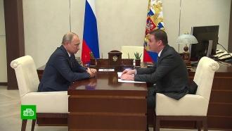 Патрушев доложил Путину оситуации сценами на хлеб, молоко исахар
