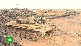 Сирийские войска разгромили крупный оплот боевиков в&nbsp;<nobr>Эс-Сувейде</nobr>