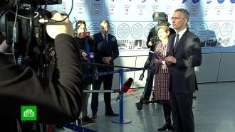 Министры стран НАТО решили обсудить керченский инцидент