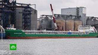 Моряки &laquo;Механика Погодина&raquo; не могут покинуть судно <nobr>из-за</nobr> военного положения на Украине
