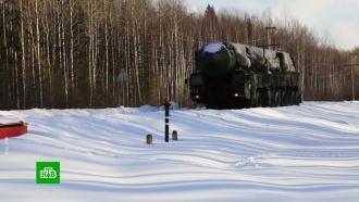 Ракетные комплексы «Ярс» открыли зимний сезон боевого патрулирования