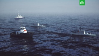Провокация вКерченском проливе: видеореконструкция