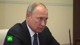 Путин поручил тверскому губернатору проконтролировать переход на цифровое вещание