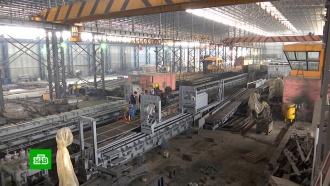 Жители Сирии своими руками восстанавливают металлургические заводы