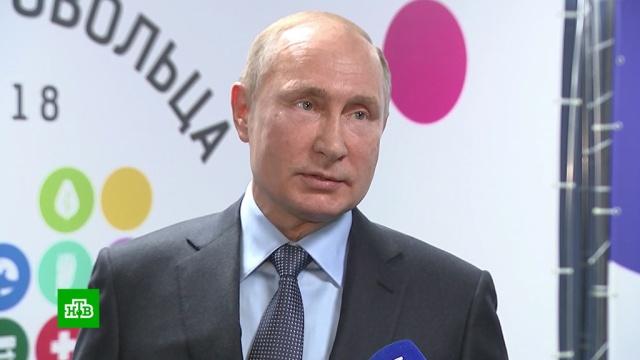 Путин объяснил, почему не ответил на звонок Порошенко.Порошенко, Путин, Украина, переговоры.НТВ.Ru: новости, видео, программы телеканала НТВ