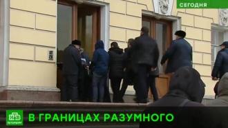 КС признал законным соглашение огранице Чечни иИнгушетии