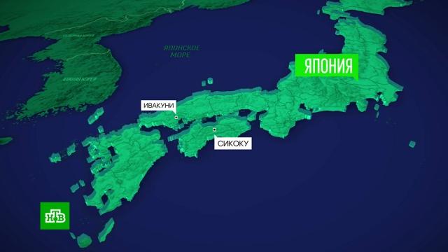Два военных самолета США столкнулись иразбились уберегов Японии.авиационные катастрофы и происшествия, армии мира, Пентагон, США, Япония.НТВ.Ru: новости, видео, программы телеканала НТВ