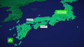 Два военных самолета США столкнулись иразбились уберегов Японии