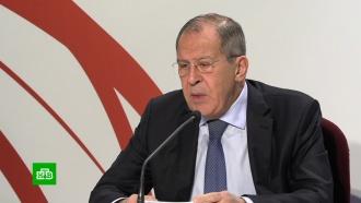 Лавров отверг идею онаблюдателях ОБСЕ вАзовском море
