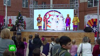 Деды морозы со всей России съезжаются вТулу