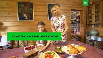 «Дачный ответ» реализовал мечту семьи Марии Захаровой