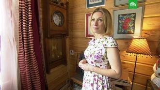 «Дачный ответ» исполнил мечту семьи Марии Захаровой.НТВ, строительство, эксклюзив.НТВ.Ru: новости, видео, программы телеканала НТВ
