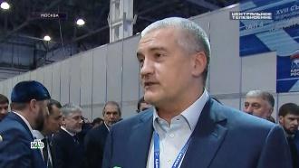 Глава Крыма прокомментировал украинскую провокацию вКерченском проливе