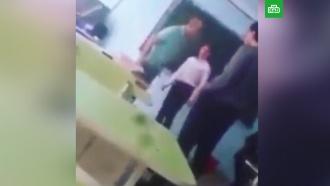Пьяный учитель избил школьника на уроке в Сочи