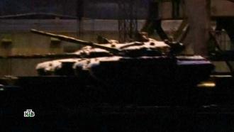 Стягивают танки и строят доты: как Киев готовится к возможной атаке на фенольный завод
