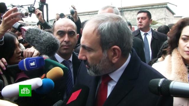Выборы вАрмении: блок Пашиняна уходит вотрыв.Армения, выборы.НТВ.Ru: новости, видео, программы телеканала НТВ