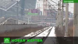 Рядом с «переходом смерти» под электричкой погибла еще одна петербурженка