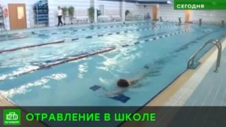 Питерские семиклассники госпитализированы после занятий в бассейне