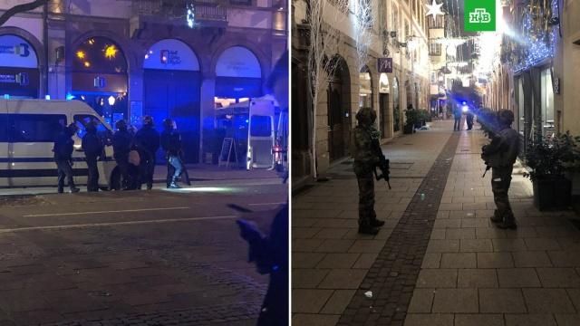 СМИ: число пострадавших при стрельбе в центре Страсбурга возросло.Российские дипломаты сообщили, что данных том, что при стрельбе в центре Страсбурга могли пострадать россияне, не поступало.Франция, полиция, стрельба.НТВ.Ru: новости, видео, программы телеканала НТВ