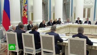 Путин призвал оградить День Победы от пошлости