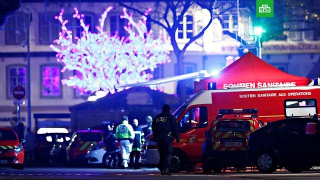 После стрельбы в Страсбурге запрещены манифестации.Во французском департаменте Нижний Рейн сегодня будут запрещены любые манифестации в связи с поисками преступника, устроившего стрельбу в Страсбурге.Франция, полиция, стрельба.НТВ.Ru: новости, видео, программы телеканала НТВ