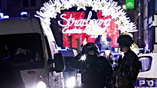 Устроивший стрельбу в Страсбурге преступник скрылся на такси.Французские СМИ со ссылкой на источники в полиции сообщают, что устроивший стрельбу в центре Страсбурга мужчина скрылся от полиции на угнанном такси.Франция, полиция, стрельба.НТВ.Ru: новости, видео, программы телеканала НТВ