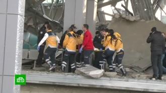 Число погибших при крушении поезда вАнкаре достигло девяти