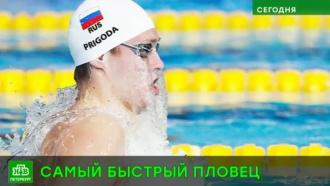 Петербуржец взял золото на ЧМ по плаванию в Китае