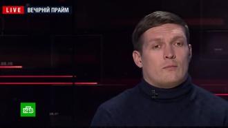 Боксер Усик заявил, что защитит <nobr>Киево-Печерскую</nobr> лавру от радикалов