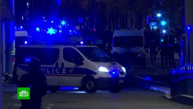 Страсбургский стрелок уничтожен полицией.Франция, стрельба, терроризм.НТВ.Ru: новости, видео, программы телеканала НТВ