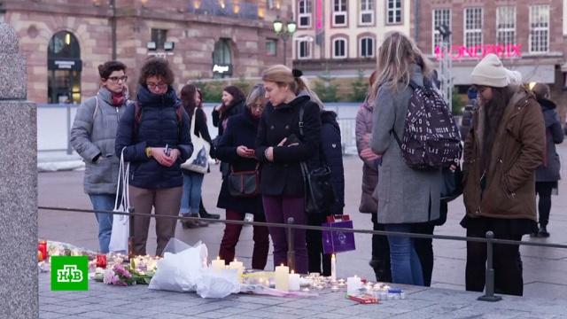 Страсбургская рождественская ярмарка вновь откроется после теракта.Исламское государство, Франция, стрельба, терроризм, ярмарки и рынки.НТВ.Ru: новости, видео, программы телеканала НТВ