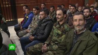 Около 17тысяч сирийских дезертиров получили амнистию ивернулись вармию