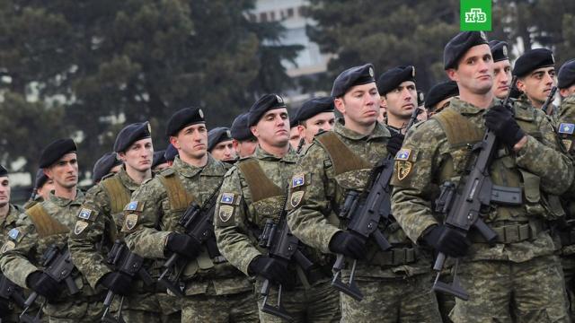Парламент Косова принял решение о создании полноценной армии.Парламент самопровозглашенной республики Косово поддержал создание полноценных вооруженных сил на основе сил безопасности.армии мира, Косово, НАТО, парламенты.НТВ.Ru: новости, видео, программы телеканала НТВ