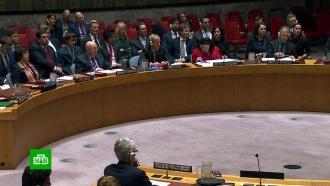 РФ и Китай не поддержали резолюцию ООН о гумпомощи Сирии без одобрения Дамаска