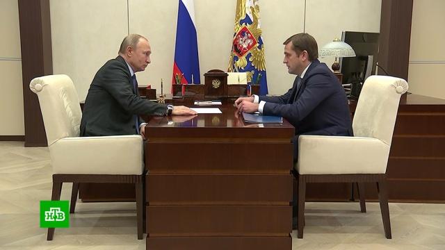 Глава Росрыболовства рассказал Путину оснижении цен на красную рыбу иикру.Путин, икра, охота и рыбалка, рыба и рыбоводство, тарифы и цены, торговля.НТВ.Ru: новости, видео, программы телеканала НТВ